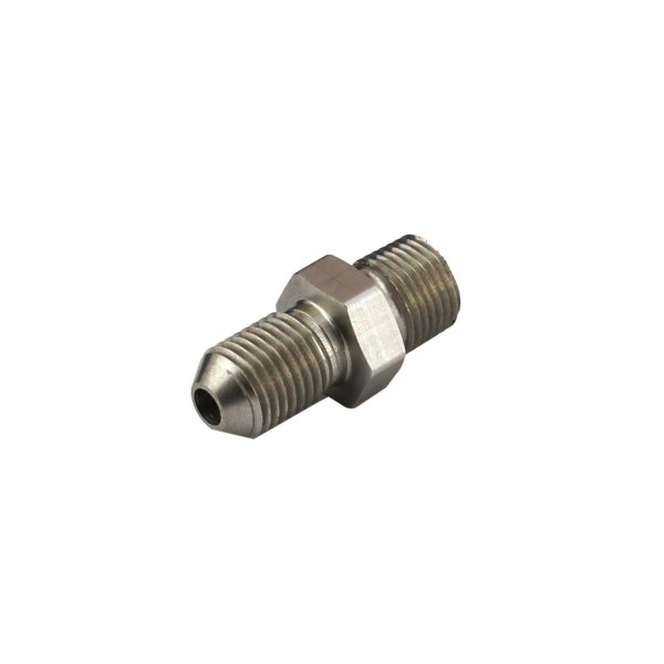 1/8″ NPT To -3AN Male – Stainless Steel
