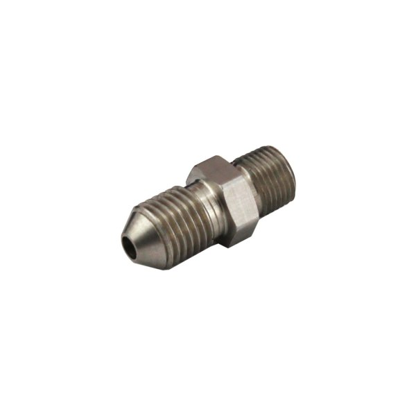1/8″ NPT To -4AN Male – Stainless Steel