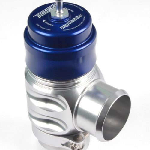 Big Bubba Plumb Back BOV (Blue)
