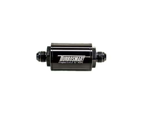 Billet Fuel Filter (10um) Suit -8AN (Black)