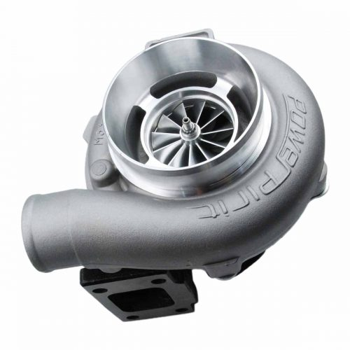 POWERSPIRIT GTX3076R .63A/R Dual Ball Bearing Turbo & Billet Wheel
