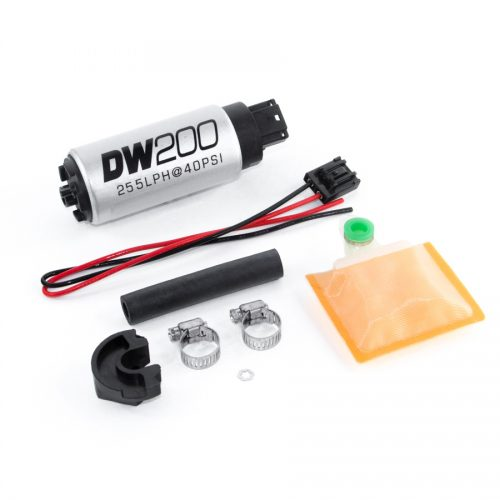 "Deatschwerks DW200 500HP ""Earlier Model"" NISSAN InTank Fuel Pump"