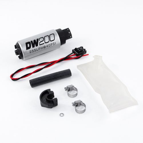 "Deatschwerks DW200 500HP ""Later Model"" NISSAN InTank Fuel Pump"