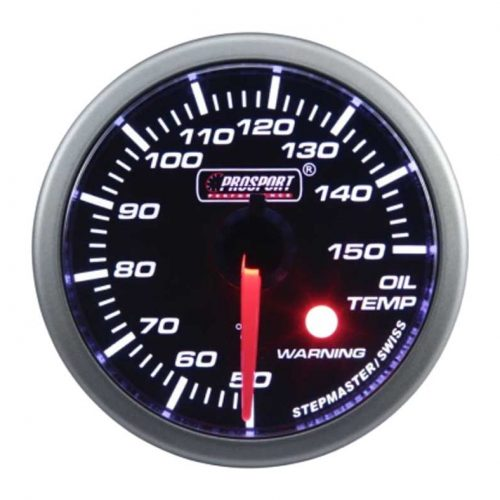 Prosport Oil Temp Gauges