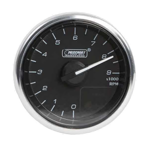 PROSPORT TACHO GAUGE 52MM SUPREME SERIES